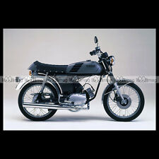#phm.36753 Photo YAMAHA FS-1 DX FIZZY (FS1 50 DX) 1980 CLASSIC MOPED Moto