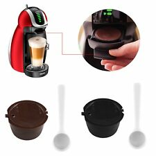 1/3/5X  Reusable Coffee Capsules For All Nescafe Dolce Gusto Refill Cup Filter