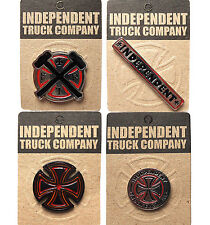 INDEPENDENT CARRELLO Skateboard CO ' - Spingere INDIETRO PIN / DISTINTIVO -