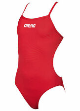 ARENA - COSTUME INTERO BIMBA - SOLID LIGHTECH JR - 2A26445 - RED - MAXLIFE