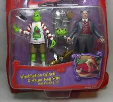 DR SEUSS HOW THE GRINCH STOLE CHRISTMAS -WHOBILATION GRINCH & MAYOR MAY WHO  MIP