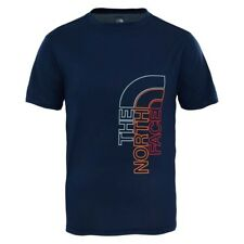 Kids - The North Face S s Reaxion Tee Boys Camisetas casual