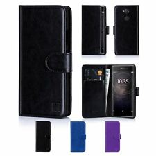 32nd Book Series – Synthetic PU Leather Flip Wallet Case Cover - Sony Xperia L2