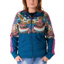 ADIDAS borbomix FB TT Giacca Donna Giacca Casual Multicolore 43044