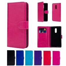32nd Book Series – Synthetic PU Leather Flip Wallet Case Cover - Lenovo K6 Note