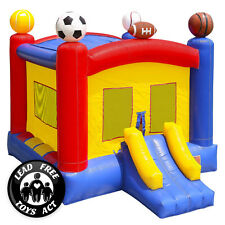 Commercial Grade Bounce House 100% PVC Inflatable Sports Jumper with Blower