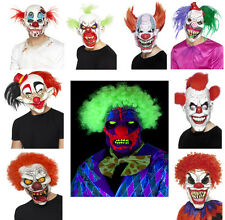 HALLOWEEN PAURA Maschera da Clown Costume