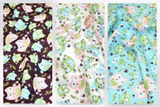 Camelot Fabrics Whoo's Cute Owls Quilting Fabric (6140901-M)