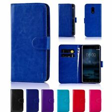32nd Book Series – Synthetic PU Leather Flip Wallet Case Cover - Nokia 6 (2017)