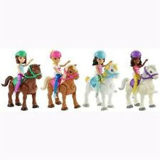 MATTEL BARBIE ON THE GO bambole & Mini Pony Assortimento