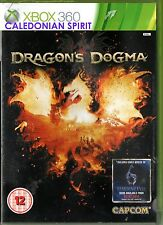 XBOX 360 Games Dragons Dogma-Command & Conquer,Halo