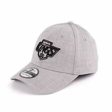 New Era 39thirty Los Angeles Kings Casquette ajustée Bonnet, gris bruyère, 93408