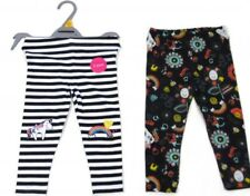 NEW Girls UNICORN Leggings Pack of Two Ages 12M,18M,2,3,4,5,6 Years