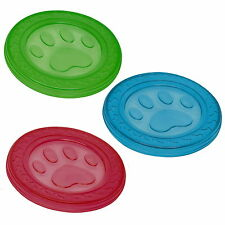 TPR Fly Disc Frisbee Dog Toy Flying Disc Throwing Toys Very High Quality