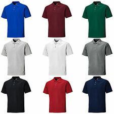 Dickies Polo Hommes manches courtes 3 boutons travail T-shirt sh21220