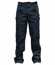 New Police Female Cargo Trousers Black Tactical Patrol Security Dog Handler D1