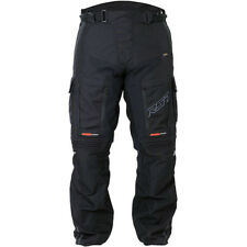 RST 2851 Pro Series Adventure III CE Motorcycle Textile Jeans Trousers - Black