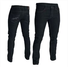 RST 2004 Aramid Straight Motorcycle Motorbike CE Mesh Jeans Trousers - D.Blue