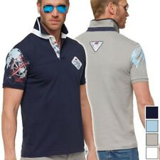 Nebulus POLO Loi - colletto alto, Camicia [T570]