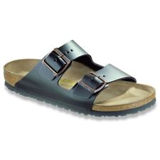 Birkenstock ARIZONA 51191 Regular Unisex Mens Womens Leather Mule Sandals Black