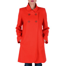 Versace 19.69 CAPPOTTO CHEYENNE ETRO ROSSO Giacca donna Rosso IT
