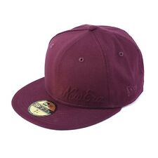 New Era IMPECABLE Gel cap 59fifty Snapback Gorra Gorra de Visera granate 93297
