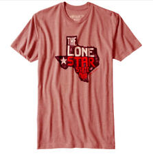 Rowdy Gentleman Mens Texas The Lone State Of Mind T-shirt
