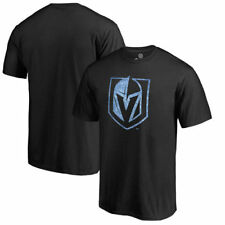 Vegas Golden Knights Fanatics Branded Pond Hockey T-Shirt - Black