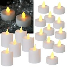 "16tlg Set LED Luces de Té & Velas ""Basic-Set"" / SIN LLAMA INTERMITENTE Vela"
