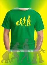 Camiseta The Big Bang Theory Cooper ROBOT EVOLUTION