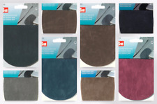 Prym Sew On Imitation Suede Elbow & Knee Patches - per pack of 2 (929370-M)