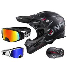 ONEAL FURIA synthy DOWNHILL CASCO NERO DH mountainbike TWO-X Rocket