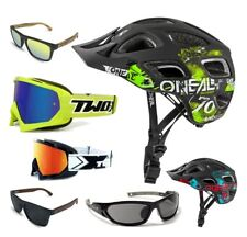 ONEAL Thunderball Attack Casco MTB TWO-X RACE DH Occhiali da Sole Mountainbike