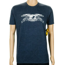Anti Hero Basic Eagle T-Shirt Navy skateboard