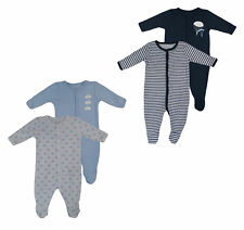 Name it 2 Pack Pijama Bebé Niño Nightsuit Pelele una sola pieza Pelele