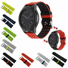 Samsung Gear S3 / S2 Classic / Frontier Sport Silicone Bracelet Watch Band