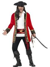 hommes grande taille CAPITAINE PIRATE Déguisement 01-24464