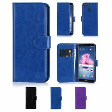 32nd Book Series – Synthetic PU Leather Flip Wallet Case Cover - Huawei P Smart