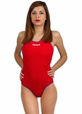 JAKED - COSTUME INTERO MILANO - JWNUD05003-603 RD/BL - RED/BLUE