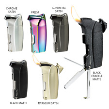 Vector KGM Colt Pipe Flame Lighter - All Colors, Free FAST Shipping