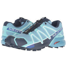 NEU Salomon Speedcross 4 CS W Damen Schuhe Blau 383096 SALE
