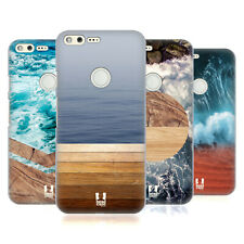 HEAD CASE DESIGNS SEA AND WOOD PRINTS HARD BACK CASE FOR GOOGLE PHONES