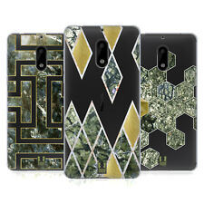 HEAD CASE DESIGNS CLASSY STONE PRINTS SOFT GEL CASE FOR NOKIA PHONES 1