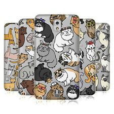 HEAD CASE DESIGNS CAT BREED PATTERNS SOFT GEL CASE FOR SAMSUNG PHONES 2