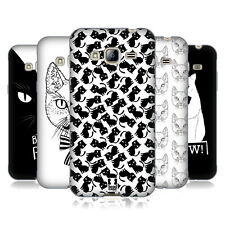 HEAD CASE DESIGNS PRINTED CATS 2 SOFT GEL CASE FOR SAMSUNG PHONES 3