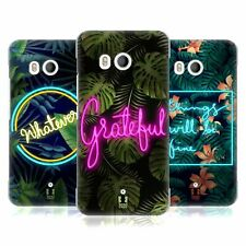 HEAD CASE DESIGNS TROPICAL TYPOGRAPHY HARD BACK CASE FOR HTC PHONES 1