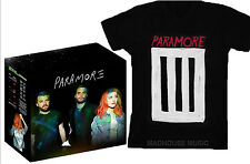 PARAMORE CD + T-SHIRT Paramore 2013 Album New BOXED Limited Edition Sml M L