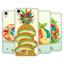 HEAD CASE DESIGNS COLOURFUL FRUITS HARD BACK CASE FOR LG PHONES 2