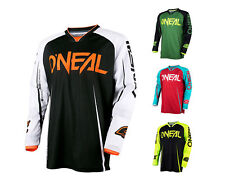 Oneal Mayhem Lite Jersey Blocco Mx Shirt Motocross Enduro