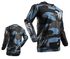 Thor Mx Jersey Impulsi Covert Mx Maglia per Motocross Enduro Mx Cross